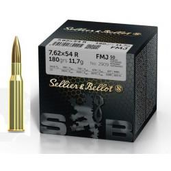 Guľové strelivo Sellier &...
