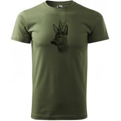 Poľovnícke tričko s motívom...