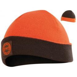 Obojstranná pletená čiapka...