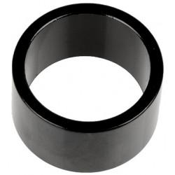Dištančný krúžok 20mm,čierny