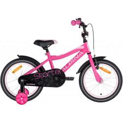 BICYKEL ALPINA STARTER pink...