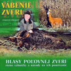 CD Vábenie Zveri Devana