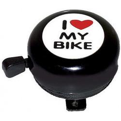 Zvonček I love my bike,...