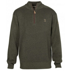 Pánsky sveter so zipsom...