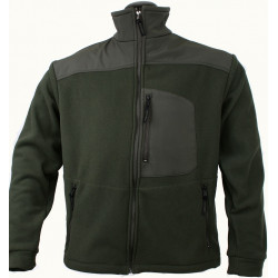 BUNDA FLEECE SOFTSHELL - AFARS