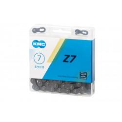 Reťaz KMC Z7 (7-speed) 116...