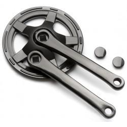 Kľuky City Steel 36z, 170mm