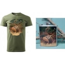Pánsky set tričko +...