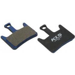 Brzdové platničky KLS D-07,...