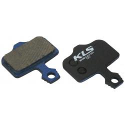 Brzdové platničky KLS D-01,...