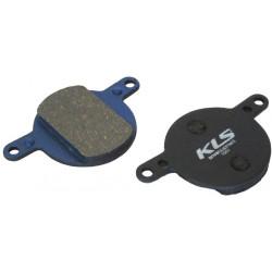 Brzdové platničky KLS D-12,...