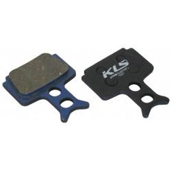 Brzdové platničky KLS D-10,...