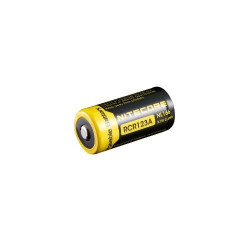 RCR123A Li-ion battery...