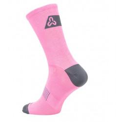 Ponožky CTM Base 16, ružové