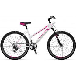 Bicykel Vedora WHITE-PINK...