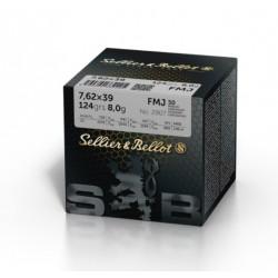 Guľové strelivo SB 7,62x39...