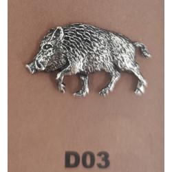 Odznak D03 Diviak
