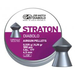Diabolky JSB Straton 4,50mm...
